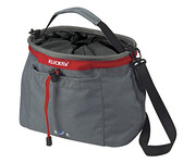 KlickFix Light Bag grau rot